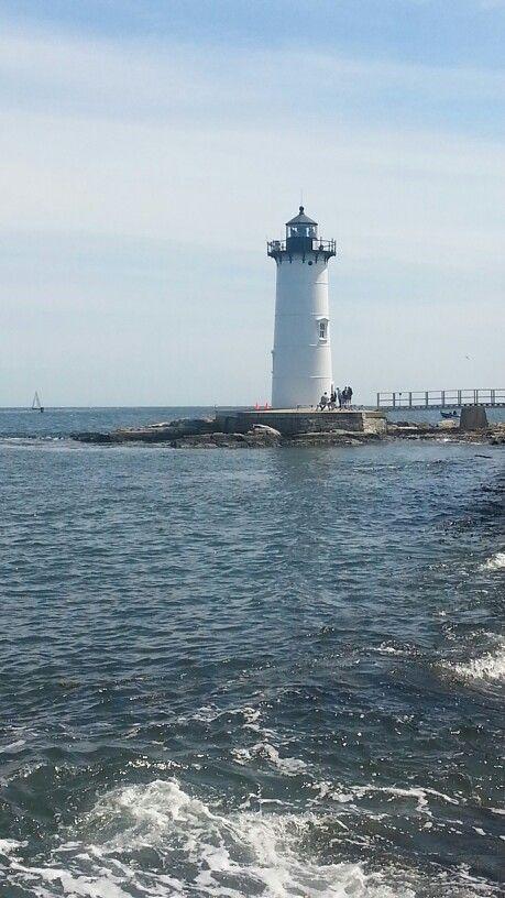 Portsmouth Harbor Lighthouse, Portsmouth NH