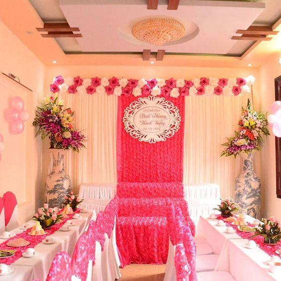 Vietnamese Wedding Altar: Luu Y Khi Chuan Bi Le An Hoi, Chuan Bi Cuoi, Dam Cuoi