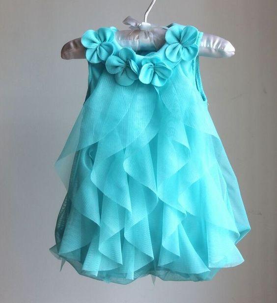 Resultado de imagem para vestidos infantil