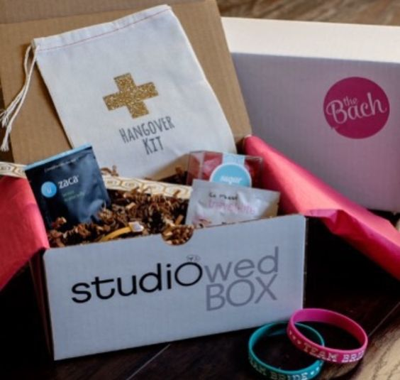 monthly subscription box for brides