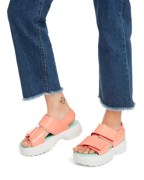 Fila Sandal - Pink by melissa shoes