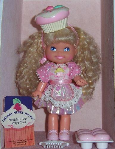 Cherry Merry Muffin 1989