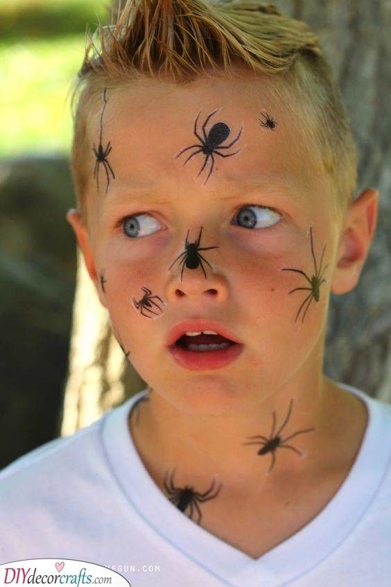 Pin On Face Painting For Kids