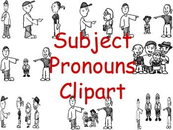 an analysis of personal pronouns We use personal pronouns in place of the person or people that we are talking about my name is josef but when i am talking about myself i almost always use i.