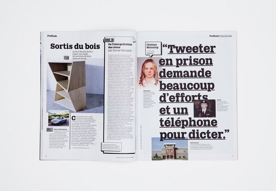 This is why Libération's new typefaces are making headlines | Typorn.org