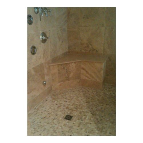 Solid And Easy To Install Shower Seats Can Be Used To Create