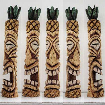 Tiki Ananas