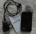 Apple iPhone 3GS - 8GB - Black (TESCO) Smartphone