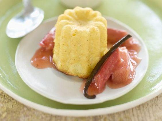 Reispudding mit Rhabarbersoße ist ein Rezept mit frischen Zutaten aus der Kategorie Kompott. Probieren Sie dieses und weitere Rezepte von EAT SMARTER!