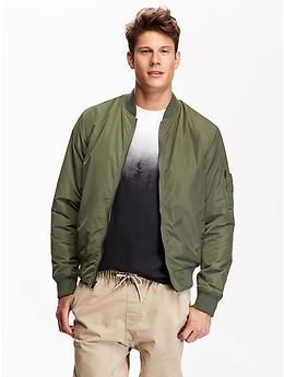 Old Navy bomber jacket-$31.80 (with 40% off) | vazi... | Pinterest ...
