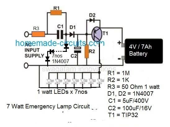 3 Lamp Emergency Ballast Wiring Diagram