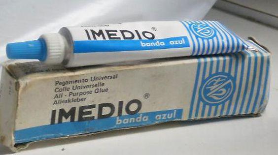 Pegamento-Imedio, el mejor remedio!
