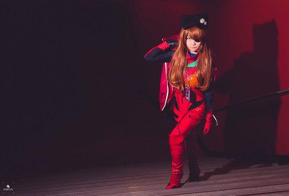 Asuka Langley Shikinami by hiryuucos