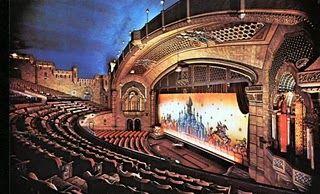 "Atlanta, GA The ""Fabulous Fox Theatre"" Interior atlanta"