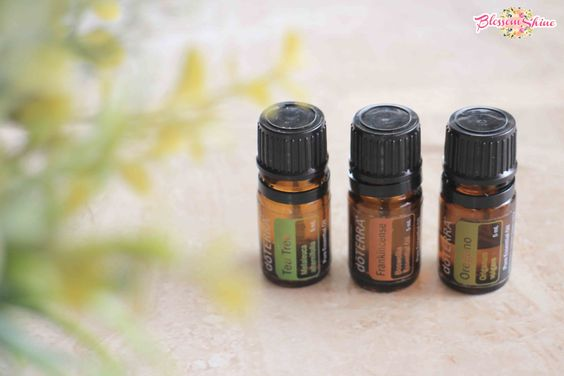 The doctor oils consist of Tea Tree, Frankincense & Oregano