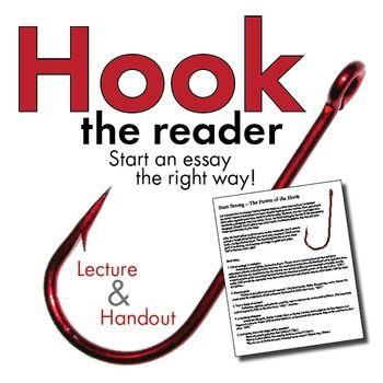hook of an essay