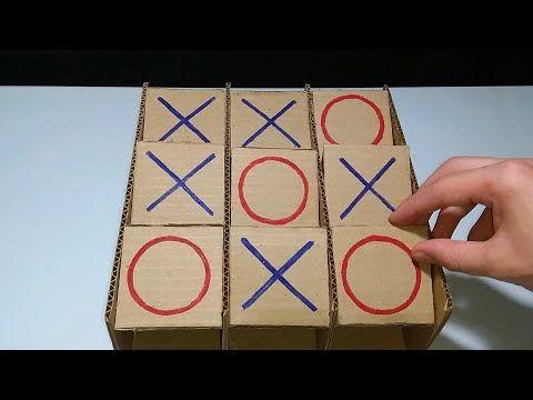 Como Fazer Um Jogo Da Velha Em Casa Youtube Jogo Da Velha Como Fazer Um Jogo Jogos