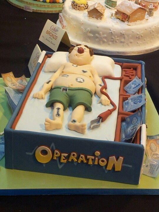 Operation cake