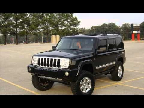How to fix a leaky sun roof jeep commander - YouTube