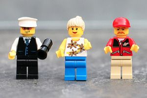 Generated content by Lego