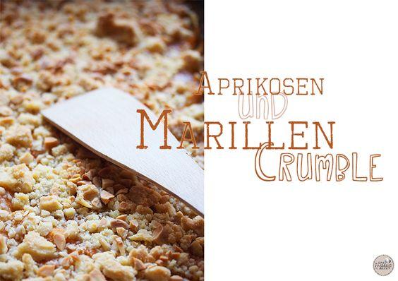 Aprikosen-Marillen-Crumble