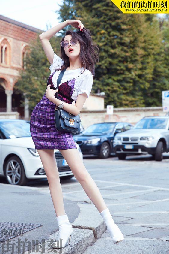 オルチャンファッションのディリロバ