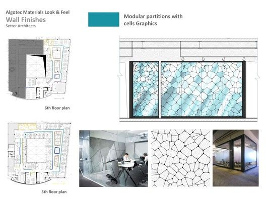 Gallery Of Algotec Systems / Setter Architects   19 | Wall Finishes,  Architects And Architectural Drawings