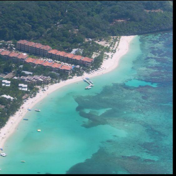 Infinity Bay, Roatan, Honduras