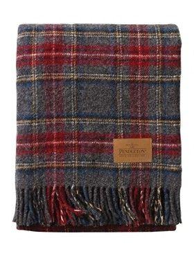 Plaid Blanket <3
