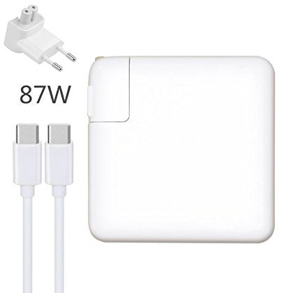 87w Usb C Adapter Oplader Apple Mnf82b A