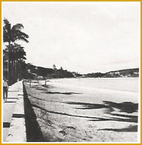 Jardim Guanabara – Praia da Bica – década de 1950