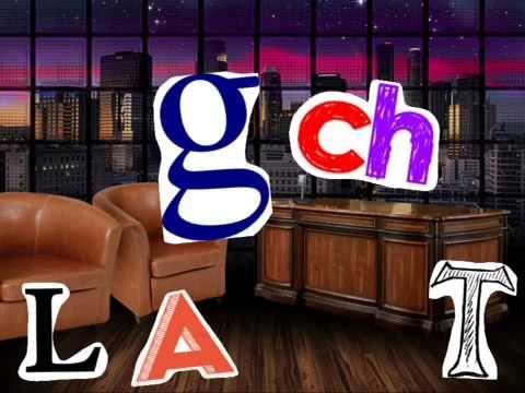 Spellingfilmpjes uitleg g ch