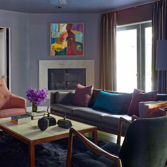 Best Interior Design Schools In California Painting painting ideas from a california modernist residence