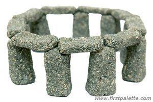 Mini Stonehenge for E