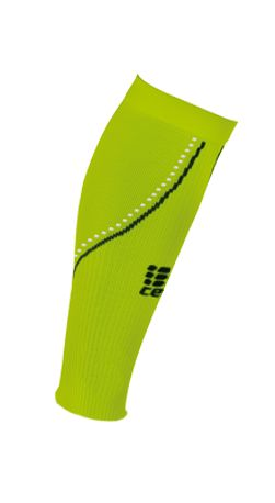 Night Calf Sleeves: They glow in the dark for visibility. Awesome for early morning runs!