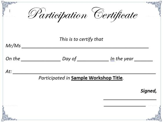 Soccer Certificate Stationary Templates Pinterest - medical fitness certificate