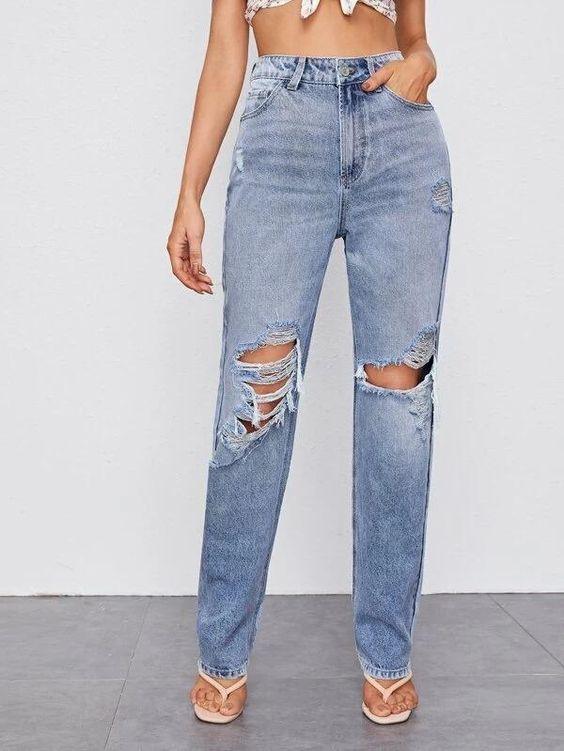 Look com calça jeans para arrasar com o look