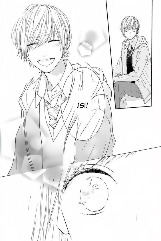 Toshishita no Otokonoko Capítulo 2 página 22 - Leer Manga en Español gratis en NineManga.com