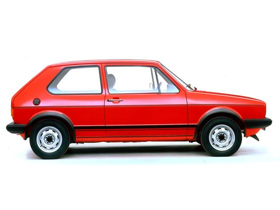 1976–83 Volkswagen Golf GTI 3-door (Typ 17)