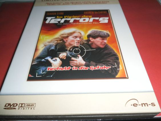 Im Visier des Terrors  ( Limited Collector´s Edition )  OVP / NEU 2,75 €