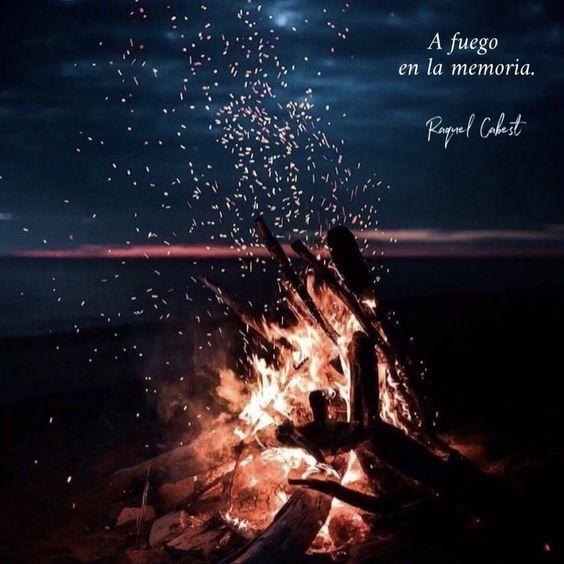 AUDIO 🎧 Es momento de quemar lo que hace un tiempo dolió, y más tarde escribí. Echar a arder las palabras. Rasgando pequeños trozos de…