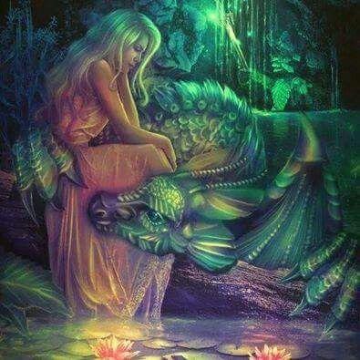 Recibe sabiduría espiritual con ayuda de los dragones de Sirio