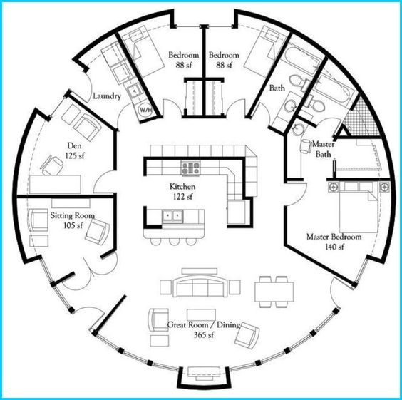 Pinterest the world s catalog of ideas for Cretin homes floor plans