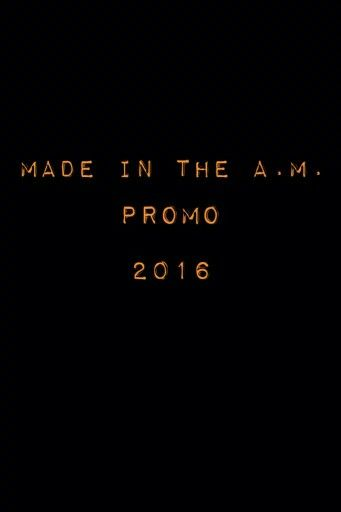 #MadeInTheAMProject 1/3