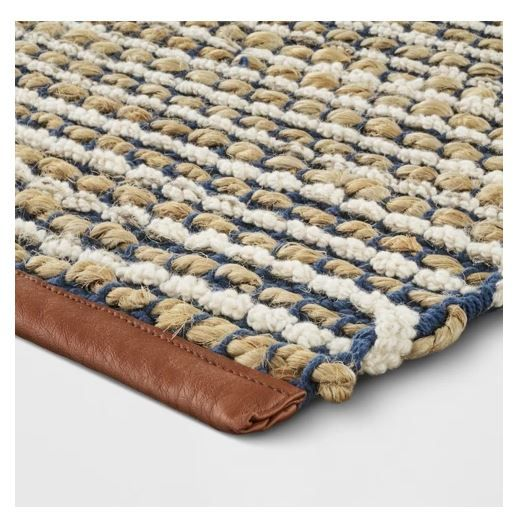 2 X3 Stripe Accent Rugs Blue Project 62 Accent Rugs Rugs