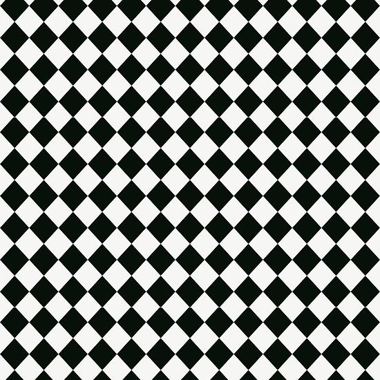 Carrelage Damier Noir Et Blanc 20×20