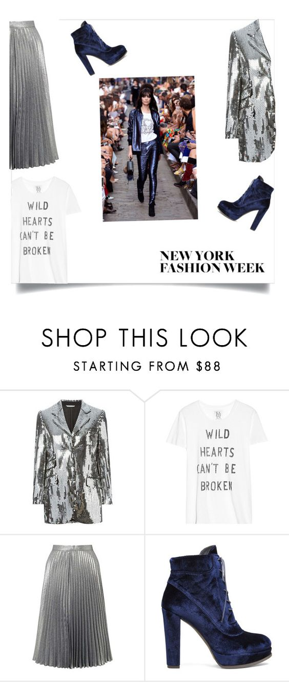 """""""Untitled #58"""" by nianan ❤ liked on Polyvore featuring Moschino, Zoe Karssen, Miss Selfridge and Stuart Weitzman"""
