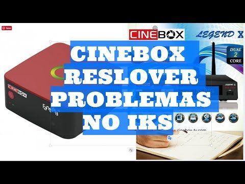 Cinebox Lancamento Resolvendo Problemas No Iks Parte 2 Lancamentos