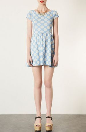 Topshop Polka Dot Tunic Dress.jpg