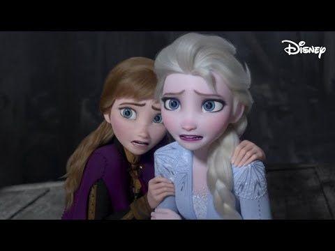 Frozen 2 Anna Y Elsa Encuentran El Barco De Sus Padres Español Latino Hd 1080p Youtube Hd 1080p